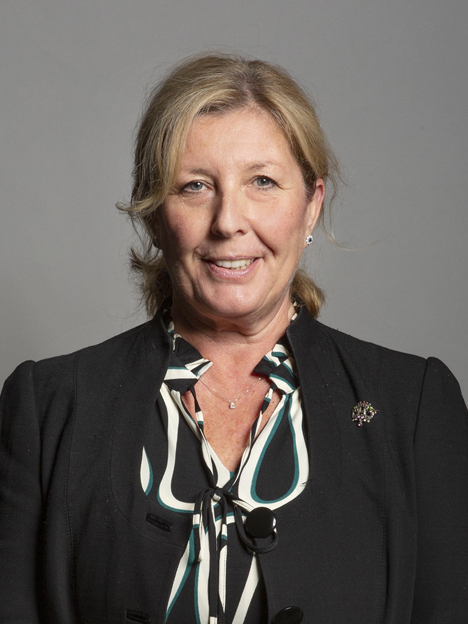Julie Marson MP
